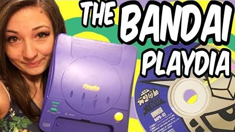 The Bandai Playdia -- Bandai's Educational Home Console