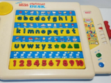 Little Smart Alphabet Desk