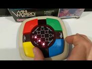 VTECH Mini Wizard 80's Battery Powered Simon Clone