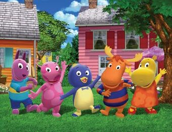 Backyardigans Wikipedia Wiki Fandom