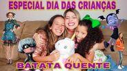 VAMPIRINA E DIZZY DE DESCENDENTES 2 EM BATATA QUENTE (Dubladoras Isa Cavalcante e Giulia Chantre)