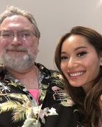 2018-06-26-Jacky Lai-Jonathan Maberry-Instaagram