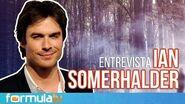 Ian Somerhalder cambia de bando en V-WARS, su nueva serie de vampiros para Netflix