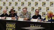 The Future As I See It SFF Authors Panel SDCC 2019
