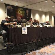 2018-08-31-Dragon Con-2018-Darrell Grizzle-James Tuck-Dacre Stoker-Scott Sigler-Keith DeCandido-Larry Correia-Darrell Grizzle-Instagram