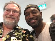 2018-06-26-Adrian Holmes-Jonathan Maberry-Instaagram