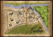 Mapa-Hundham