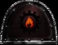 Steam wardens trim