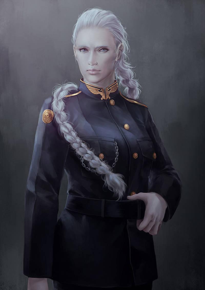 Cécile Faust Pavonis