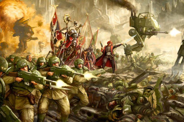 Comment créer un Régiment de la Garde Impériale