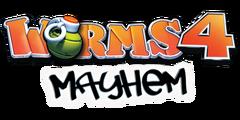 Worms 4 Mayhem Logo.png