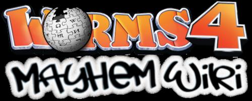 Worms 4 Mayhem Wiki