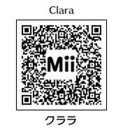HEYimHeroic 3DS QR-054 Clara