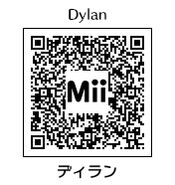 HEYimHeroic 3DS QR-072 Dylan