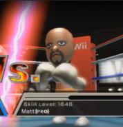 Wii Sports Boxing Vs. Saburo- Level 1406 (Highest Skill Level). - YouTube - Google Chrome 9 7 2019 10 04 45 PM