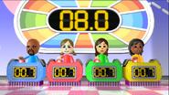 Matt, Lucia, Fumiko and Haru in Stop Watchers