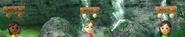 Haru, Lucia and Fumiko in Lumber Whacks