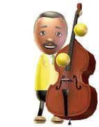 Naz upright bass