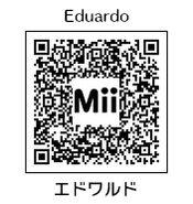 HEYimHeroic 3DS QR-066 Eduardo