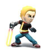 WiiU-N3DS SuperSmashBros MiiFighterCostume-SmashBrosTshirt char 03