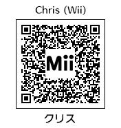 Chris (Wii)