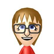 HEYimHeroic 3DS FACE-052 Merrick