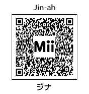 HEYimHeroic 3DS QR-007 Jin-ah