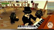 Playing Wii Sports on Piano (Roblox)