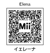 HEYimHeroic 3DS QR-107 Elena
