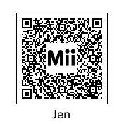 Jen QR Code