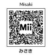 HEYimHeroic 3DS QR-017 Misaki