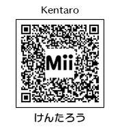 HEYimHeroic 3DS QR-025 Kentaro