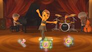 Wii Fit U Jazz Dance