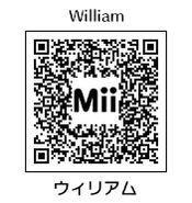HEYimHeroic 3DS QR-055 William