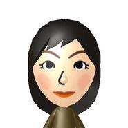 HEYimHeroic 3DS FACE-017 Misaki