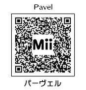 HEYimHeroic 3DS QR-110 Pavel