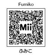 HEYimHeroic 3DS QR-012 Fumiko