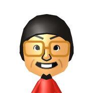 HEYimHeroic 3DS FACE-003 Shinnosuke