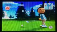 Daisuke in Golf