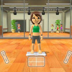 Dance (Wii Fit U)
