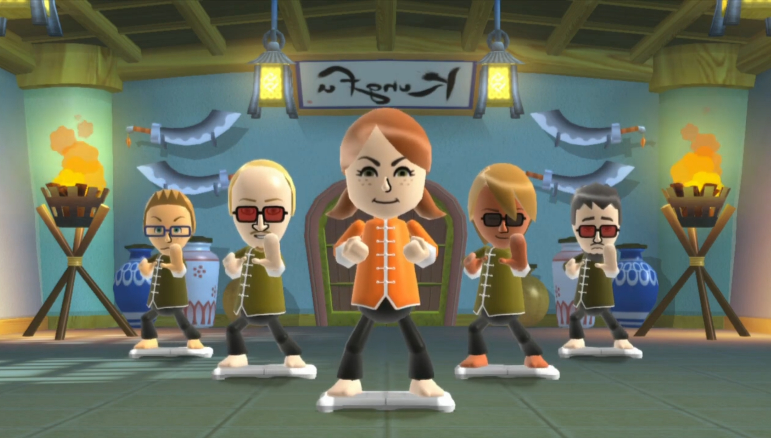 Rhythm Kung Fu