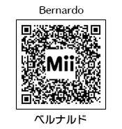 HEYimHeroic 3DS QR-101 Bernardo