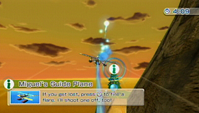 Miguel's Guide Plane