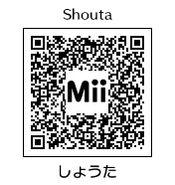 HEYimHeroic 3DS QR-006 Shouta