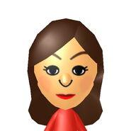HEYimHeroic 3DS FACE-012 Fumiko