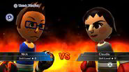 Claudia Boxing