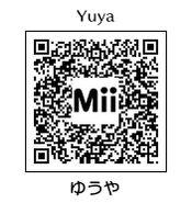 HEYimHeroic 3DS QR-029 Yuya