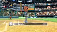 Kazuhiko mispelt in Wii Sports Club