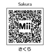 HEYimHeroic 3DS QR-019 Sakura