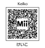 HEYimHeroic 3DS QR-013 Keiko